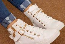 한국 스타일 신발