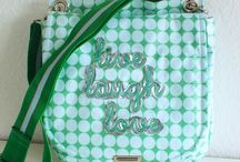 LALE the saddle bag pattern for oilcloth or fabric - - Schnittmuster für Wachstuch und Stoff / sewingpattern for a saddlebag in oilcloth or fabric - Schnittmuster für schlichte Saddlebag mit unterschiedlichen Gurtvarianten - für Wachstuch oder Stoff