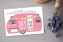 Parties :: Glamping