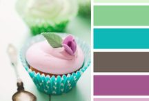 Color Palettes / Color palettes for decorating