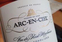 Arc-en-Ciel Sparkling Rosé - Non alcoholic / Arc-en-Ciel Sparkling Rosé - Non alcoholic