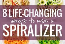 Spiralizer ideas