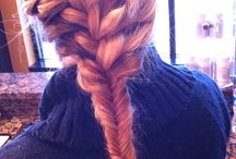 HAIR! / by Amy Mattingly