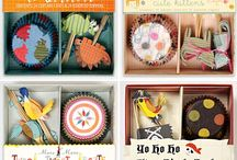 Cupcake Toppers / by Brianna Holifield