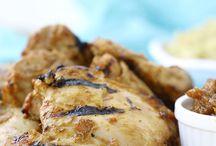 Chicken + Turkey / Chicken and turkey main course recipes to make for dinner.