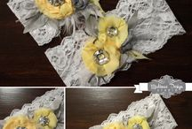 Handmade Garters & Accessories / by Matinae Design Studio