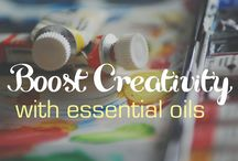 Increase Creativity and Avoid Burnout with Essential Oils