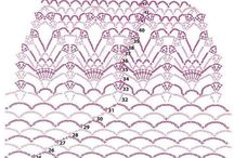 Crochet Woman's Lace Cardigan