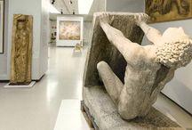 Musei / Nella bacheca ho riunito i ricordi dei miei viaggi-vacanza delle visite a musei e/o città in video accompagnati da motivi musicali