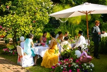 Alameda Gardens Wedding and Events in Gibraltar