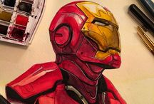 Marvel / Heros