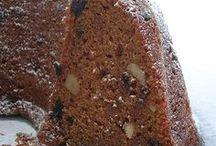 pekmezli kek