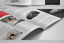 Car Brochure Catalog InDesign