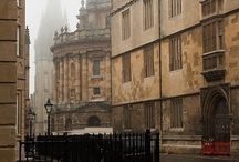 Places I have been to: Oxford and surroundigs / When I was at school I spent one month in Oxford on a language course.