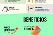 Seo Infografiche / Una raccolta delle migliori infografiche di SEO e Stampa nella rete.