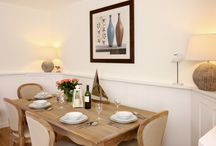 Pepperclose Cottage continued / Pepperclose Cottage is a luxury self-catering holiday cottage in Bamburgh, Northumberland for a family or group of four.