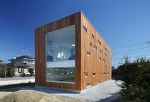RHYTHM and Plum Tree / Shizuoka Prefecture, Japan FIRM Keisuke Kawaguchi + K2-Design TYPE Residential › Private House  YEAR 2012