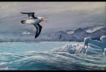 Art of Noel Clarke / A self taught Manx born wildlife and contemporary painter. / by The Art Market