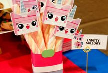 Princess Unikitty Birthday Party