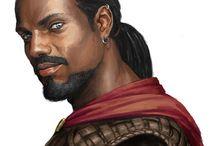 Personagem medieval