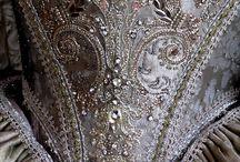 1700-1800 klänning