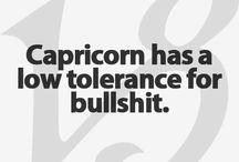 Capricorn me
