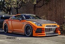 Sport and drift cars