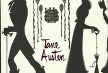 Miss Austen / by Patricia Zippi