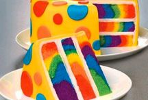 Party food/Cake & decoration kids