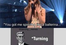 Ballerina things