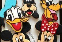 cookies disney