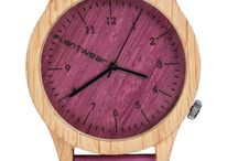 Heritage Series / wooden watches handmade by Plantwear | featuring wooden cases & dials + vintage leather or NATO straps
