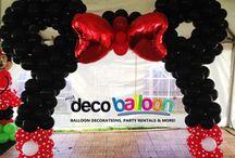 dekor balon