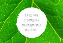 YES Natural Ingredients