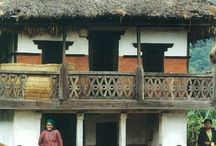Nepal - House Architecture