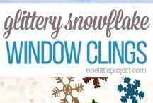 kids winter craft