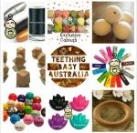 Teething Baby World / DIY - Teether toys - Teething Baby - Silicone Beads & supplies + More!