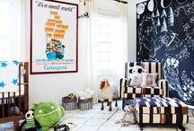 How to Style: Nursery / http://sothebysrealty.ca/blog/en/2015/07/29/how-to-style-nursery/ #realestate #design #nursery