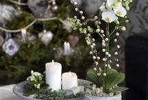 dekorationer og juledekorationer
