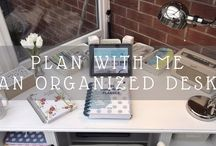 ORGANIZE WITH ME