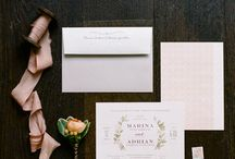 My Minted Dream Wedding / Minted Invitations