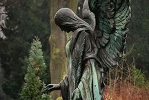 grieving angels