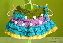 Skirts for Little Girls - Gonnelline