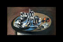Modernist Still Life Paintings