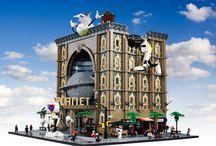 Lego / by Jimbob Fizzlepickle