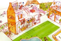 Michele Tranquillini drawings