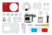 Stavebnice fotoaparátu / Digital still camera kit