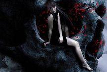 Dark arts woman / Dark arts