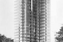 architecture / skyscraper