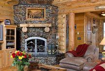 Log home stuff